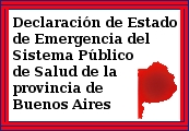 Estado de emergencia Bs. As.